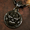 The Spawn Skull Necklace シルバー ペンダント WWP-18742 with chain