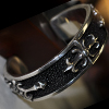 Luthers Cross Stingray Bangle レディースペンダント WWSB-009