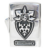 Black Water Relic Zippo Lighter シルバー ブレスレット WWZP-7749