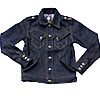 Blue Denim Jacket-Limited Edition 下着 / アンダーウェア WWJA-13729 BL M