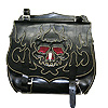 Limited Edition Blazing Skull Bag シルバー ペンダント WWB-16830