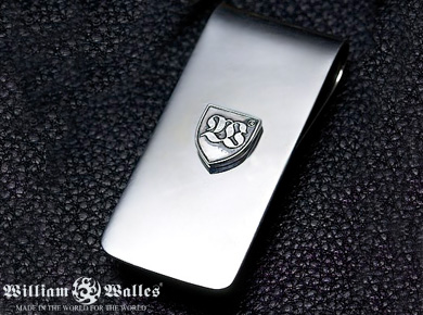 Silver money clip, silver accessories, Uiriamuuoresuその他  シルバーアクセ WWCM-2075