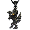 Royal Unicorn Pendant ラペルピン WWP-23664 BK