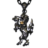 Royal Unicorn Pendant ラペルピン WWP-23665 BK